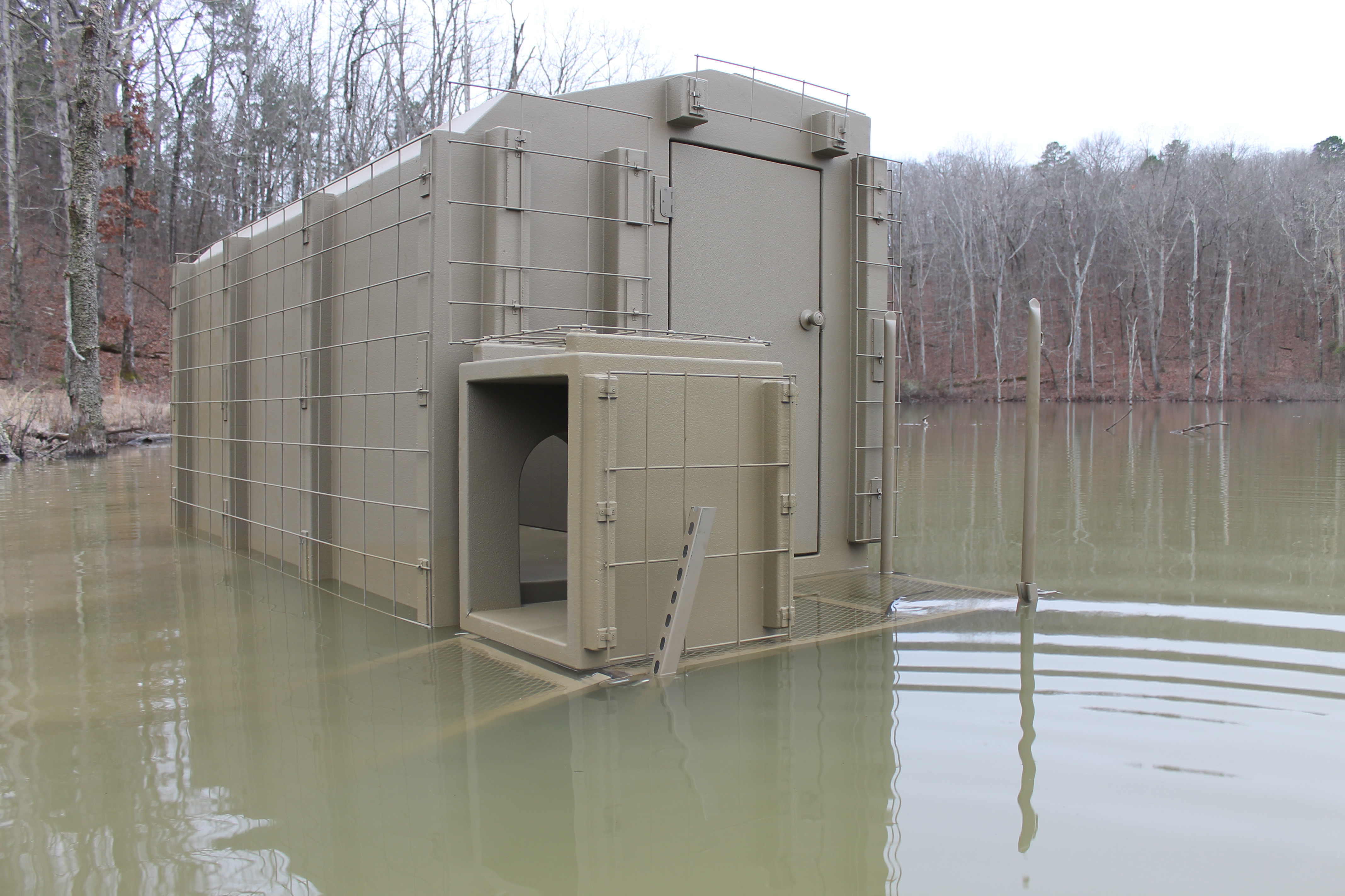 Duck Blind Rhino Building Products Inc