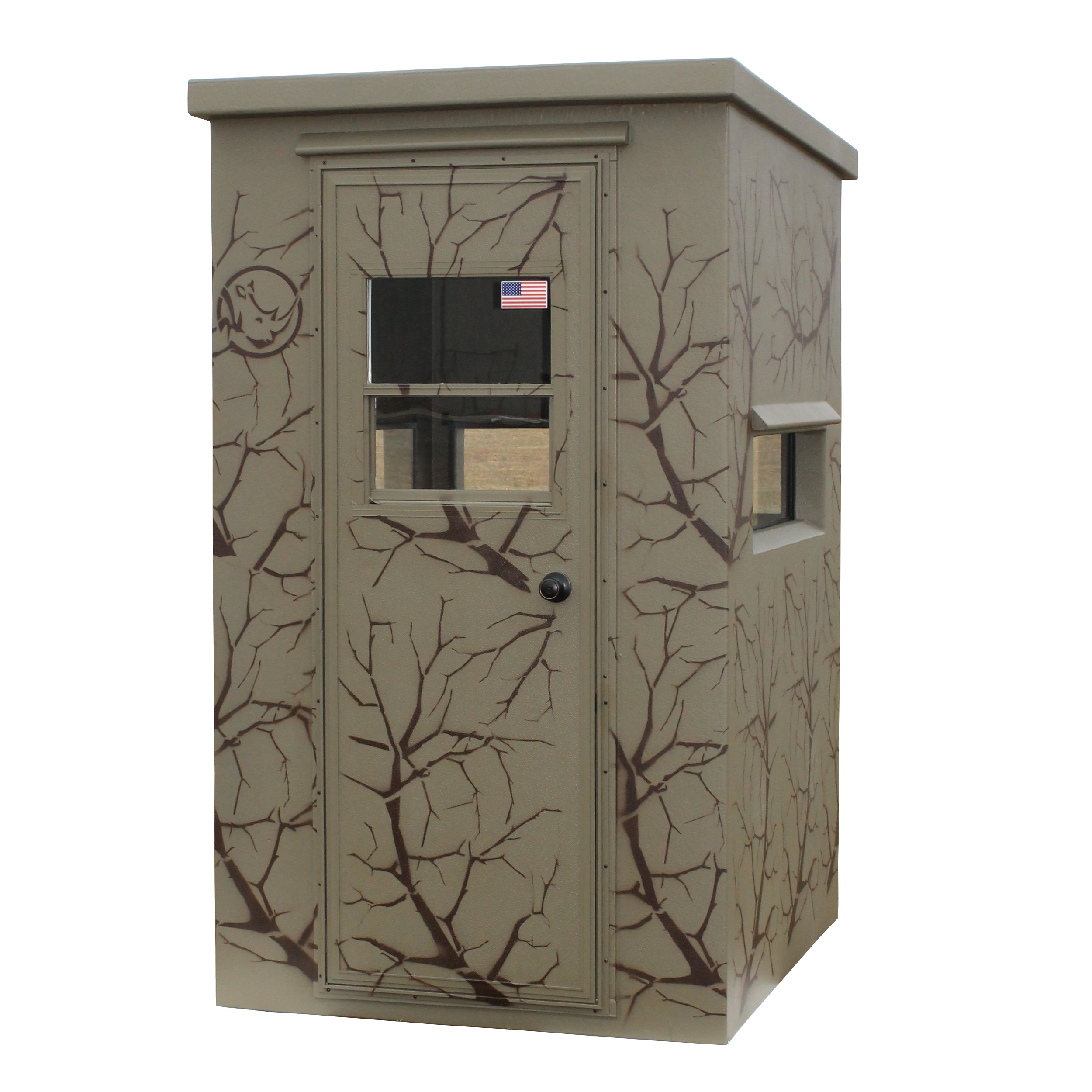Hunting Blinds | Rhino Building Products, Inc